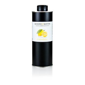 Gewürzgarten, řepkový olej s příchutí citronu, 500 ml