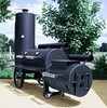 BOS FOOD Barbecue (BBQ) Grill (Smoker) Chuckwagon 24', ks