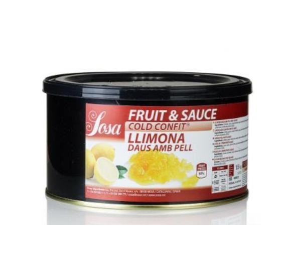 Sosa citrón, 5mm, 1,5 kg